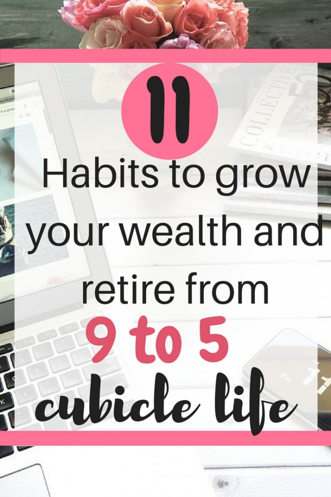 Habits you need to learn for retiring early