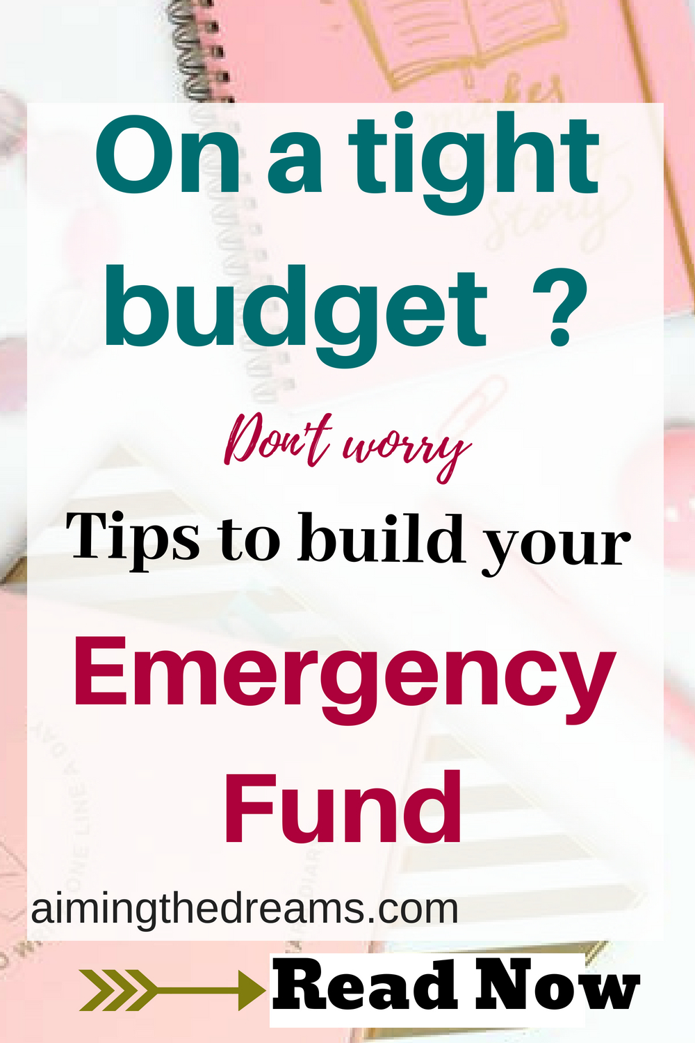 You can build your emergency fund even if you are on a tight budget. Try to squeeze money from all your chores and start earning from side hustles.