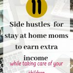 11 Side hustles to earn extra side income
