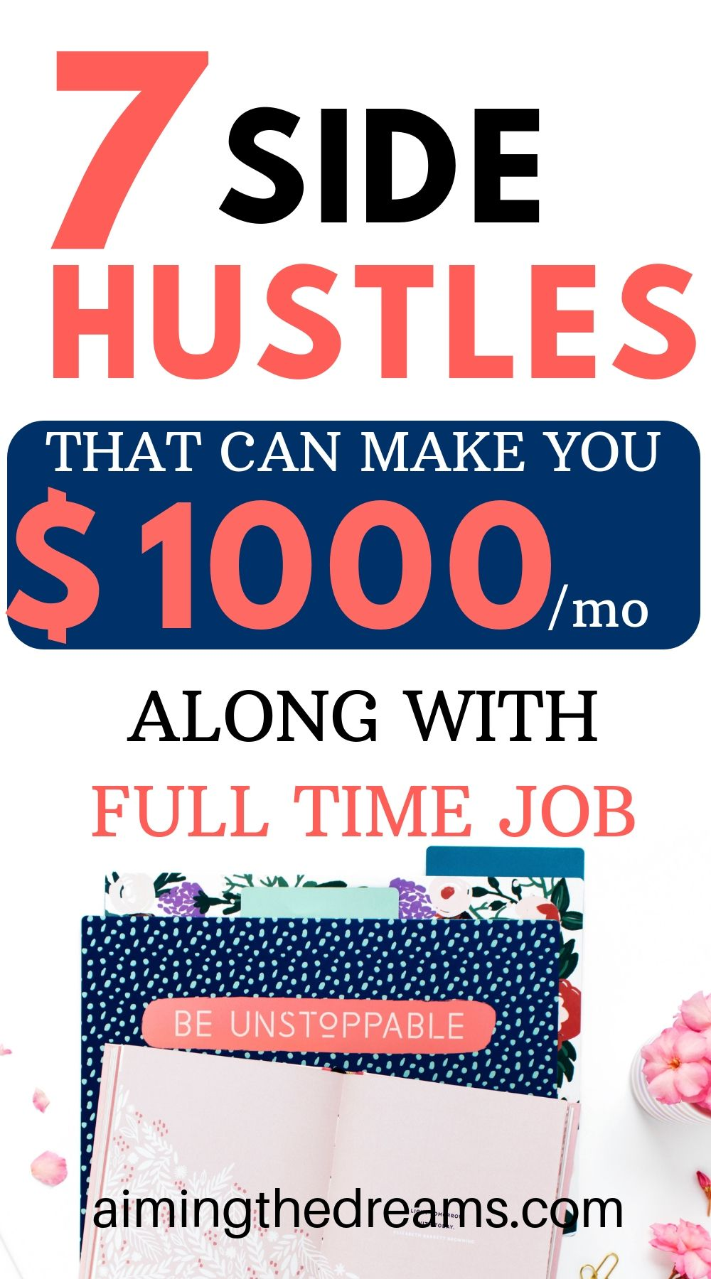 7 side hustles to make you $1000 every month