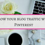 Start a pinterest account to grow blog traffic