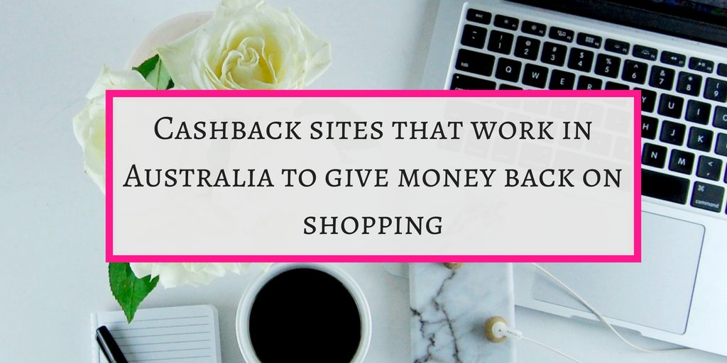 Cashback sites and apps for Australia