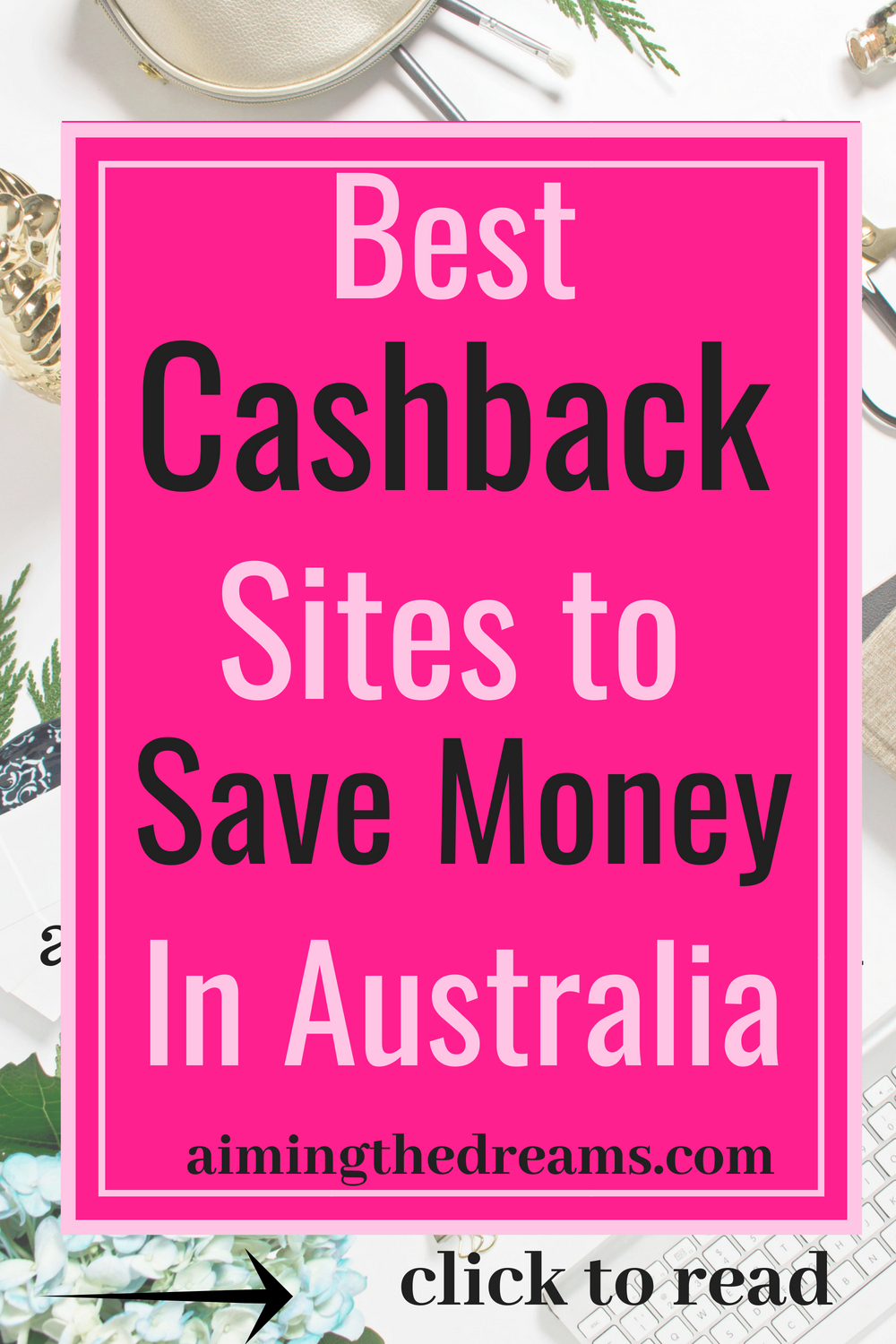 #Cashback #sites and #appps to #make #money in #Australia.Click to read. These sites pay you money back as you #shop #online through these.