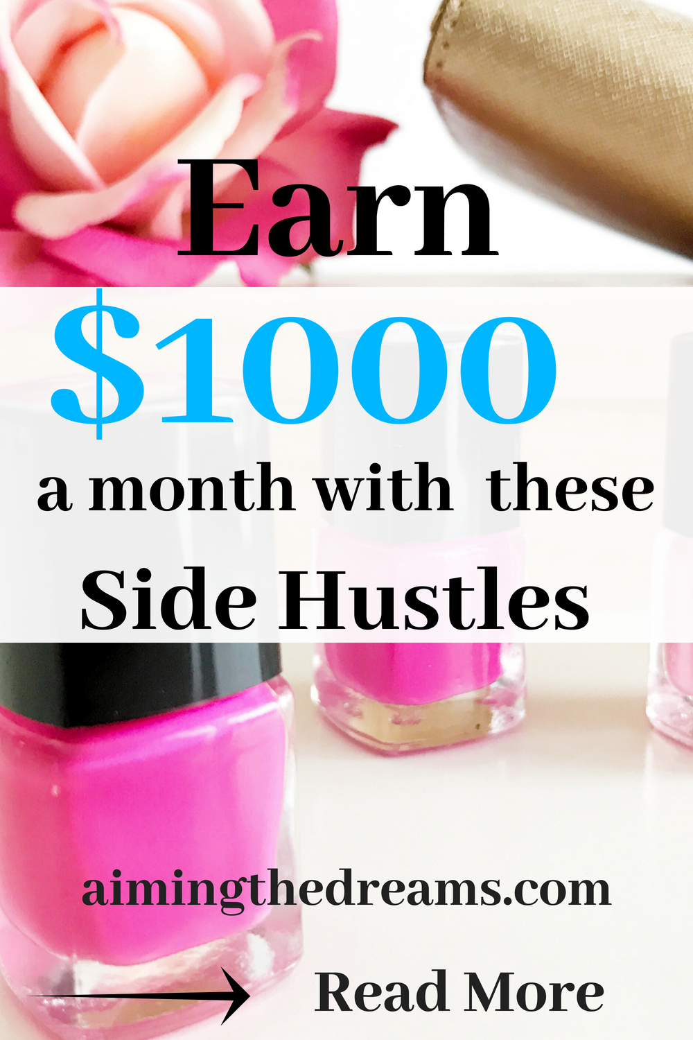 #Side #hustles to earn #extra #cash in your spare time. Click to read