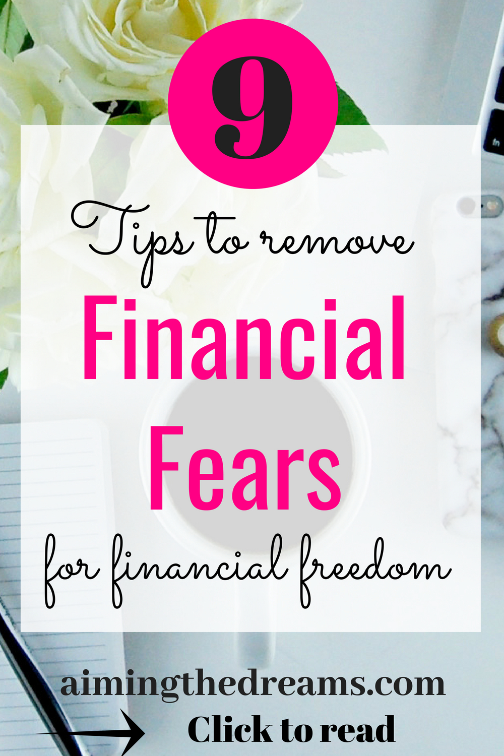 #Tips to remove #financial #planning fears for #beginners. #click to read.