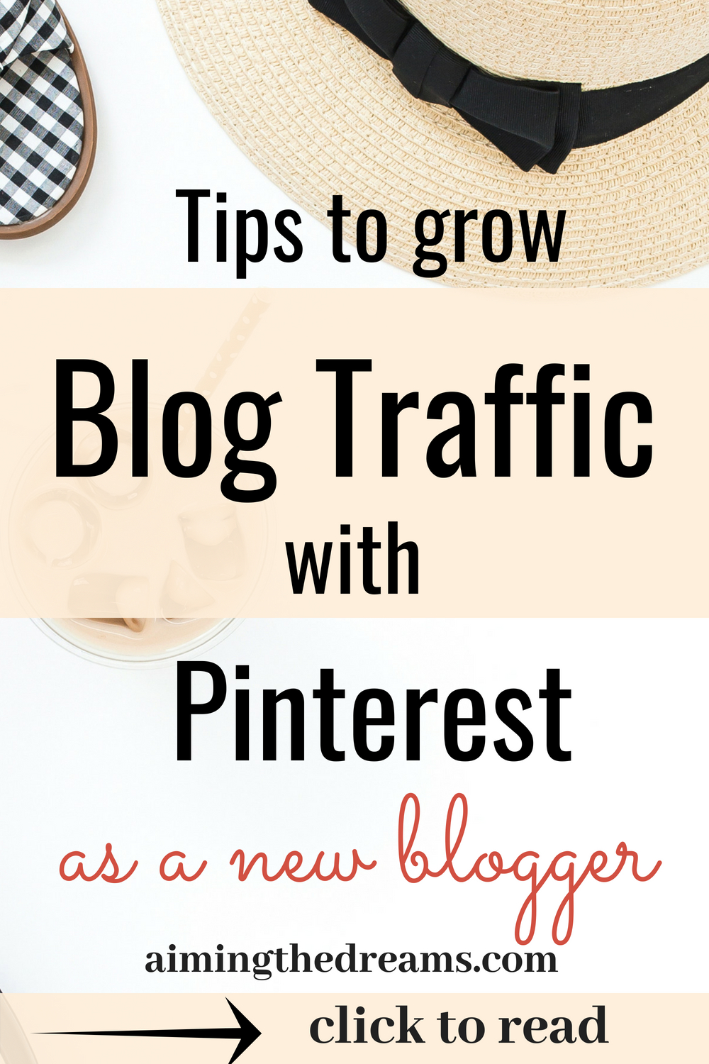 #Grow your #blog #page #views with #Pinterest. Click to read