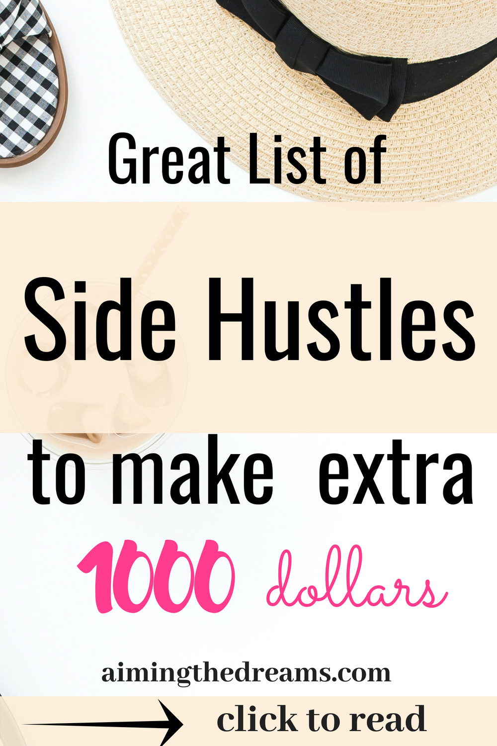 #List of #side #hustles to #earn #passive #income from home. Click to read