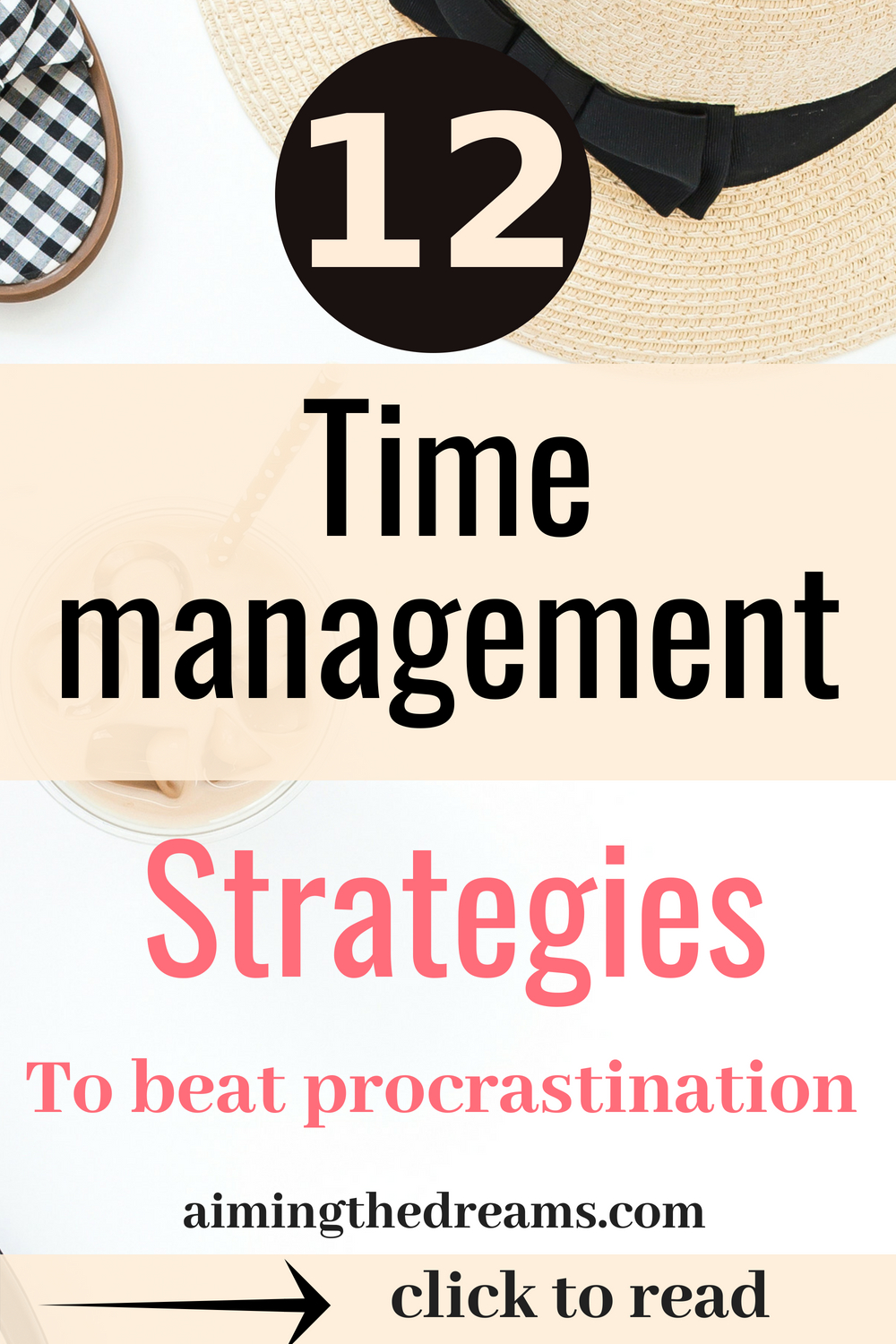 #Time #management #strategies to beat #procrastination and increase #productivity. Time management is life management. It helps in using your time wisely.