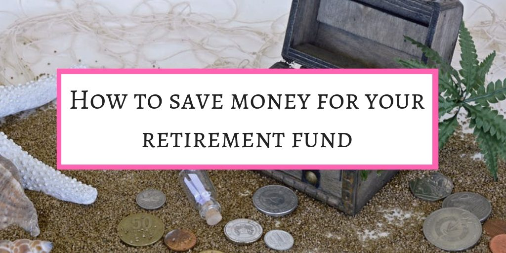 Save money for your retirement plan