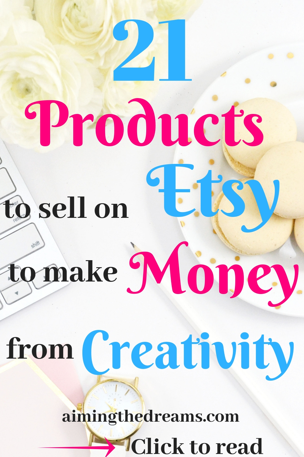 #Etsy #shop #ideas to begin your #creative business on Etsy. Click to read