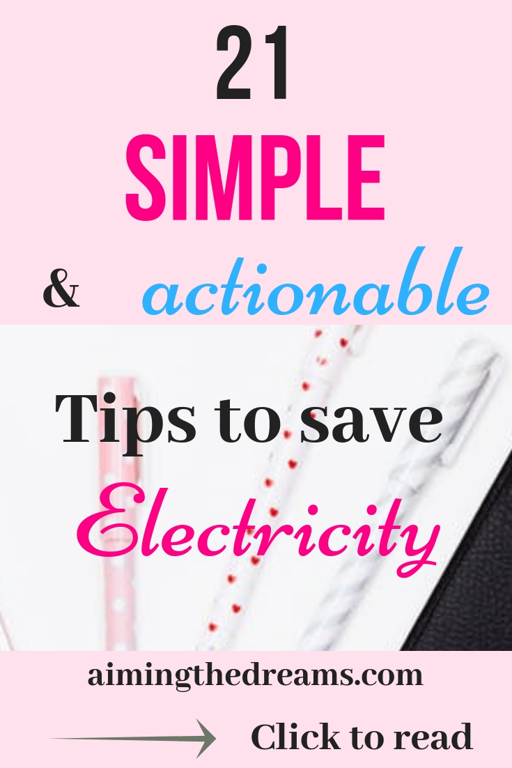 #Tips to #save #electricity bills which can save you lot of #money on the long run.