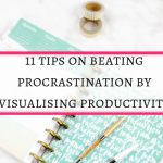 11 tips to beat procrastination by visualizing productivity