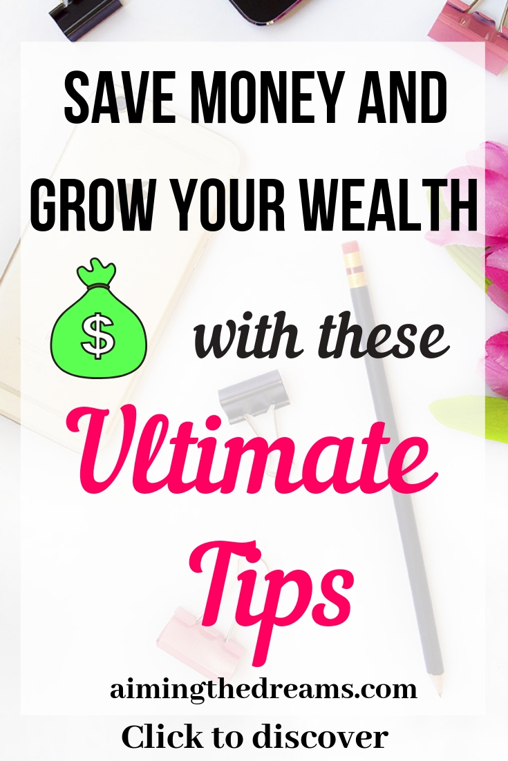 #Ultimate #tips on #how to #save and #grow #money gradually. Click to read.