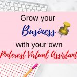 Work with me : Pinterest Virtual Assistant
