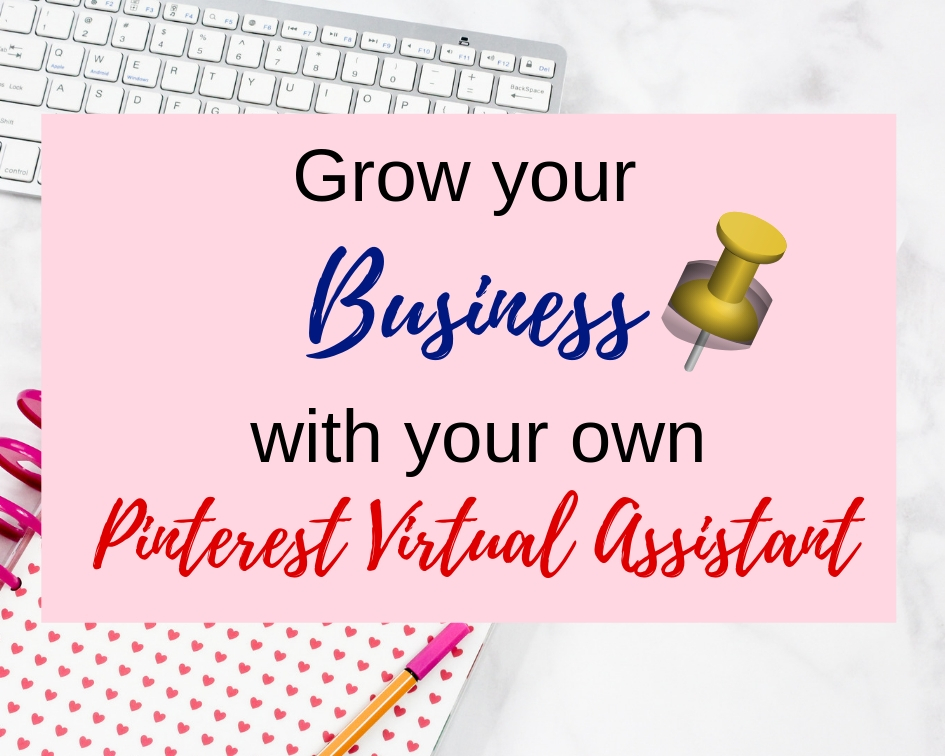 Pinterest Virtual assistant