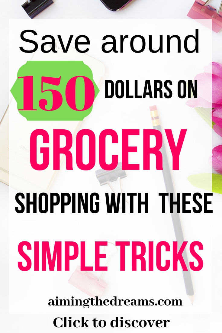 5 simple money to save on grocery with these simple and actionable tricks. Click to read.