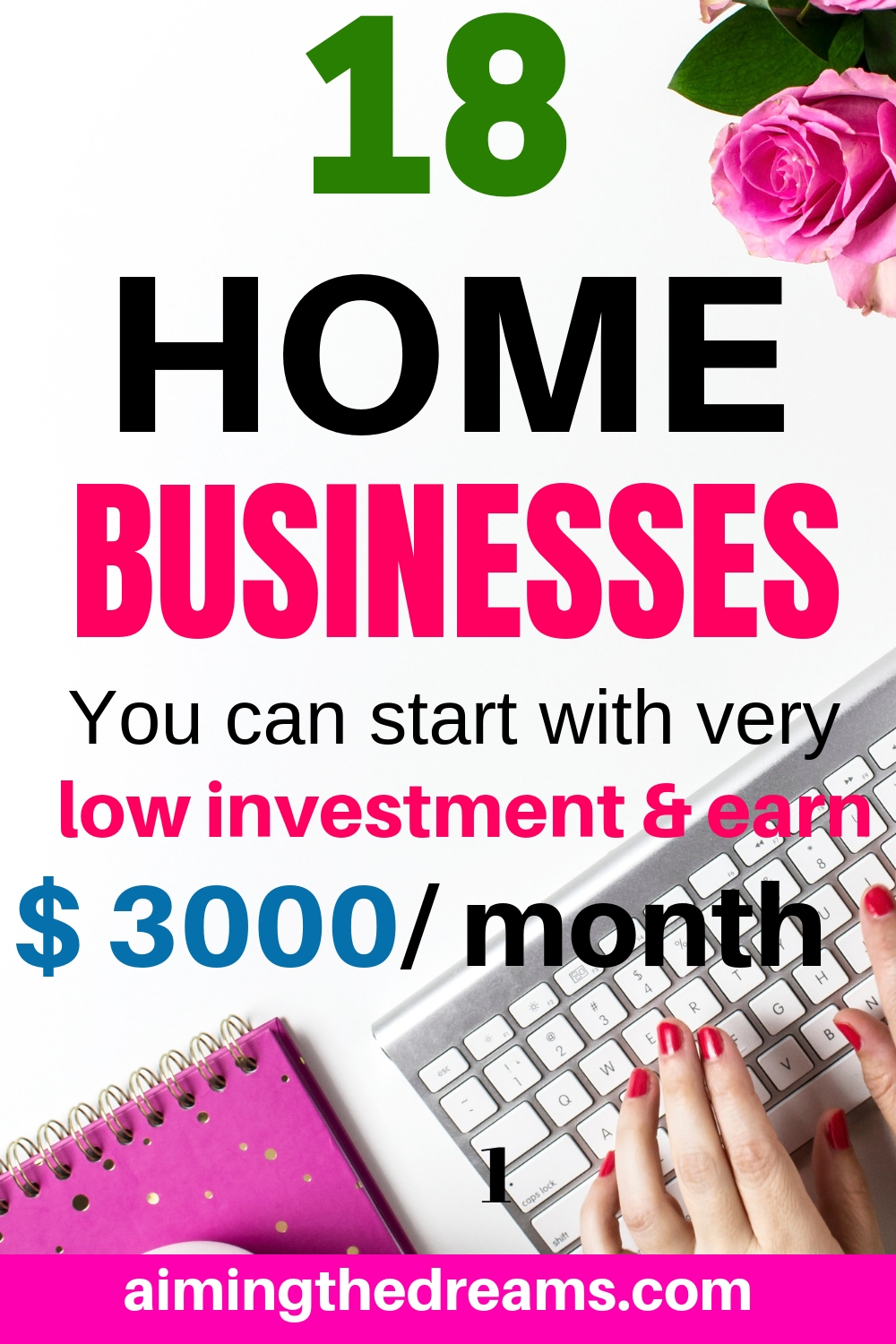 18 home business ideas to start with very low budget