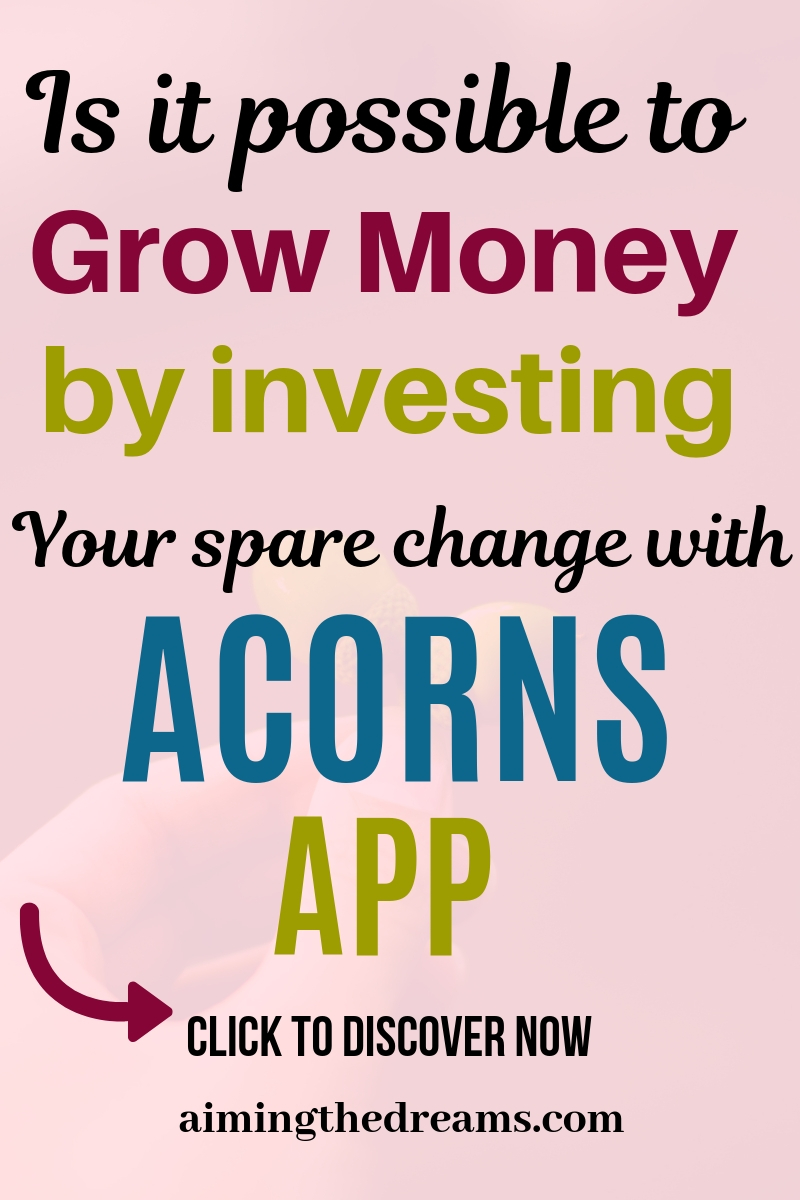 is it really possible to grow money by investing your spare change. Acorn review to make you understand if this is for you