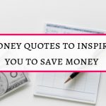Best money quotes to inspire you to save money
