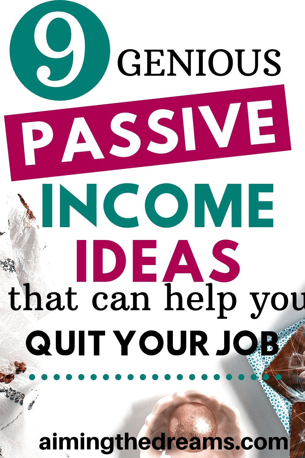9 best passive income ideas that can help you quit your job