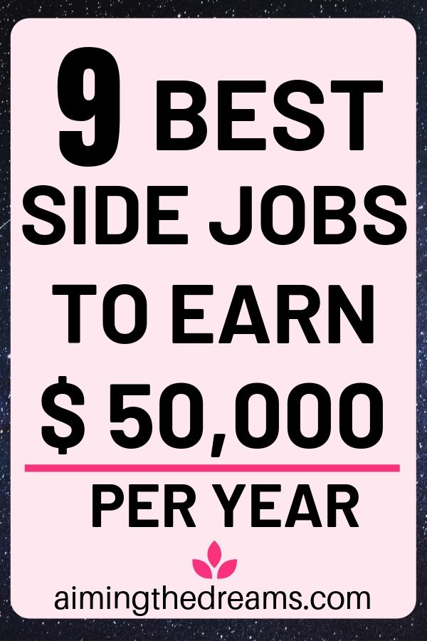 9 best jobs to earn full time income