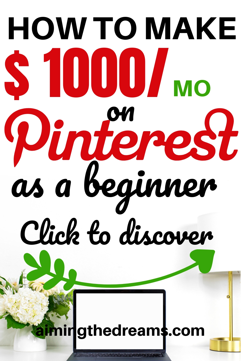 How to make money on Pinterest as a beginner. Pinterest can make money in many ways.
