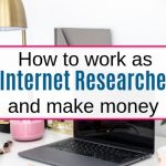 How to make money as internet researcher easy way