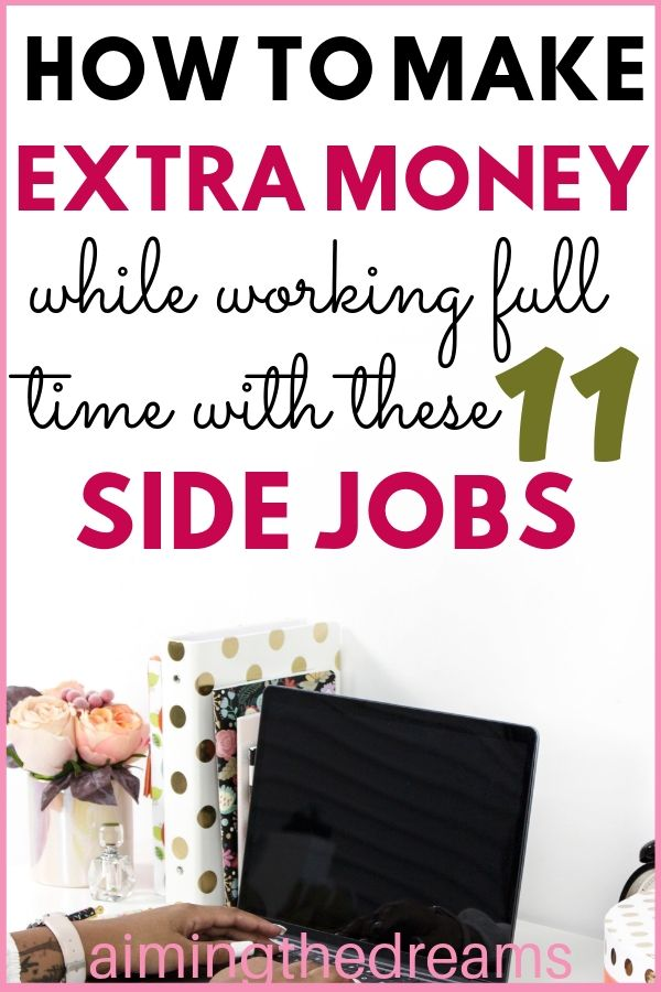 How to make money while working full time job