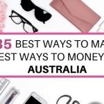 35 best ways to make money in Australia