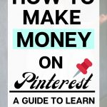 How to make money on Pinterest: A guide for beginners