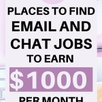 20+ Work from home online chat jobs and email jobs