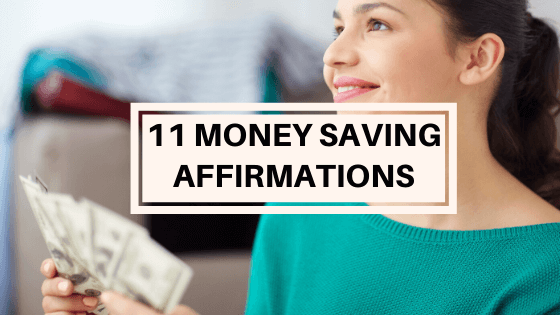 Money saving affirmations that really work