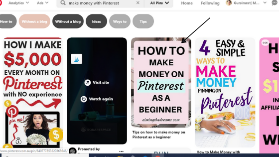 pinterest seo guide for beginners