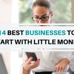 best businesses to start with little money